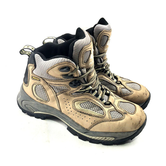 732946d9bca Vasque Balance 7465 Brown Leather Gore-Tex Mid 9.5